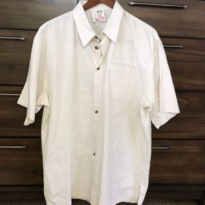 Marcel hemp natural hemp and organic cotton shirt